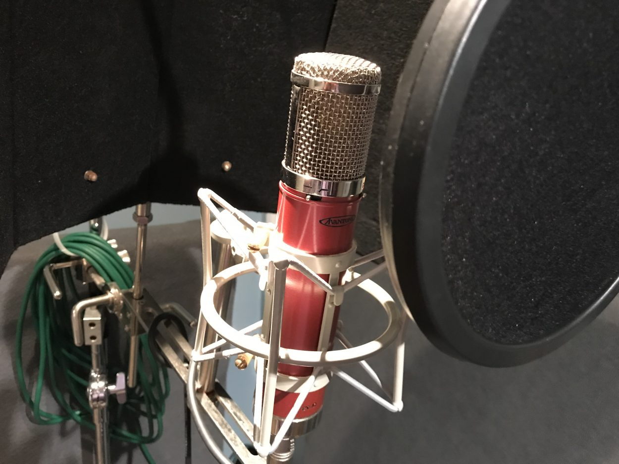Recording from Pound House Productions
